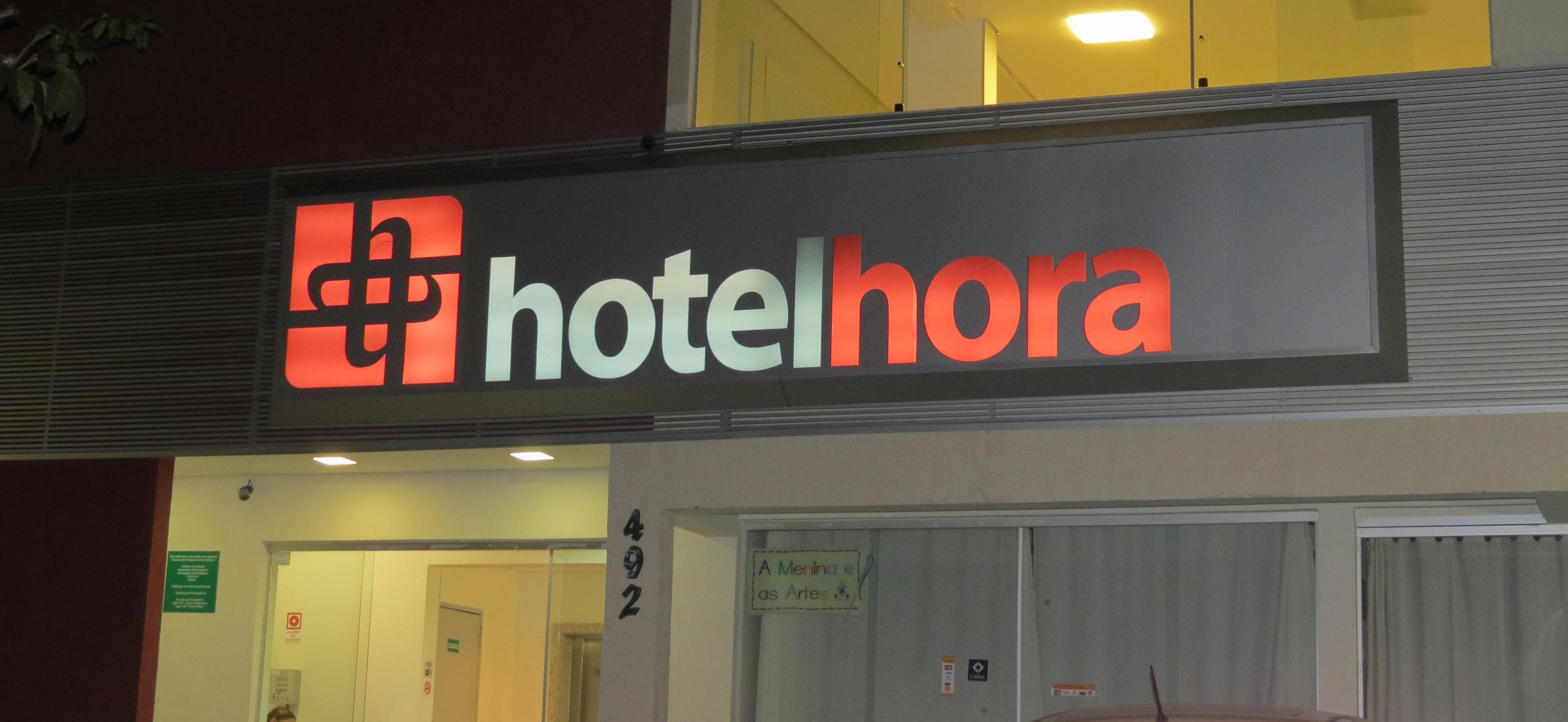 Colocar marca logotipo e nome da empresa na fachada acriart - Imagenes de fachadas de empresas ...