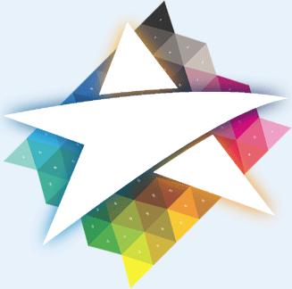 [imagem] Logotipo estilizado da Acriart